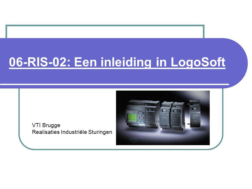 06-RIS-02: Een inleiding in LogoSoft