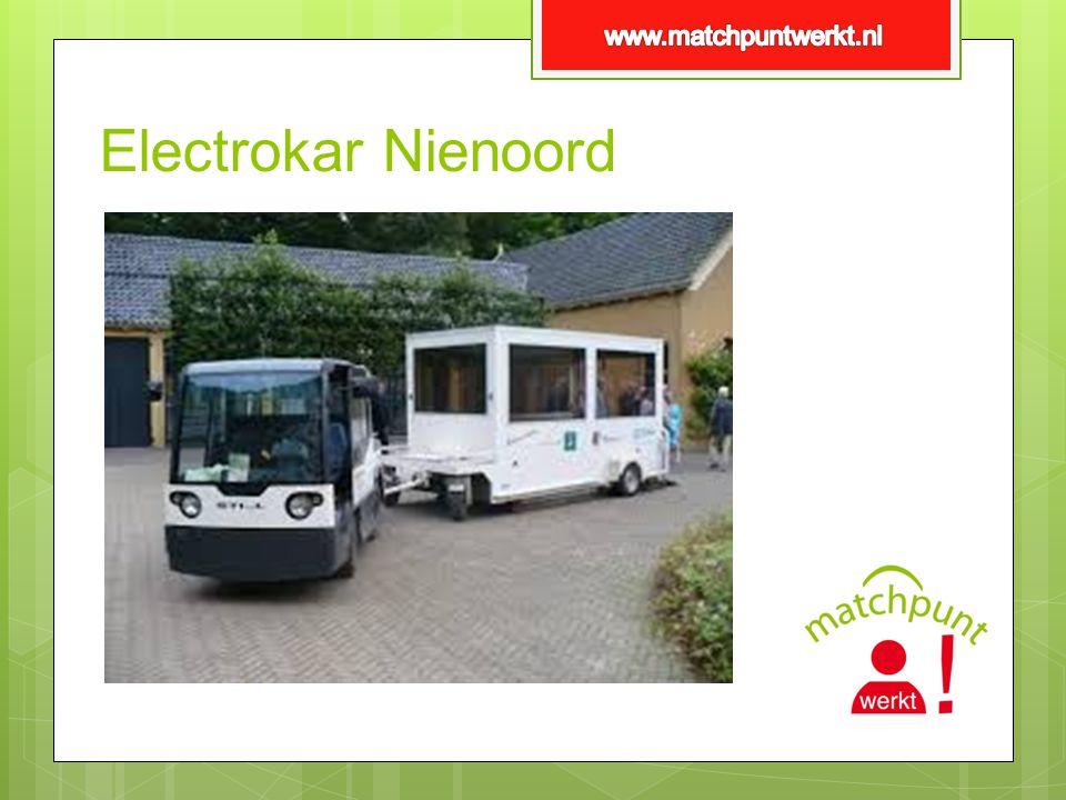 www.matchpuntwerkt.nl Electrokar Nienoord