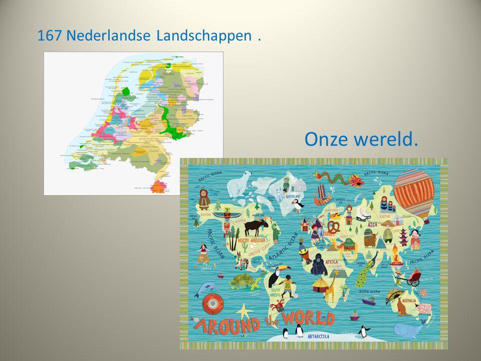 167 Nederlandse Landschappen .