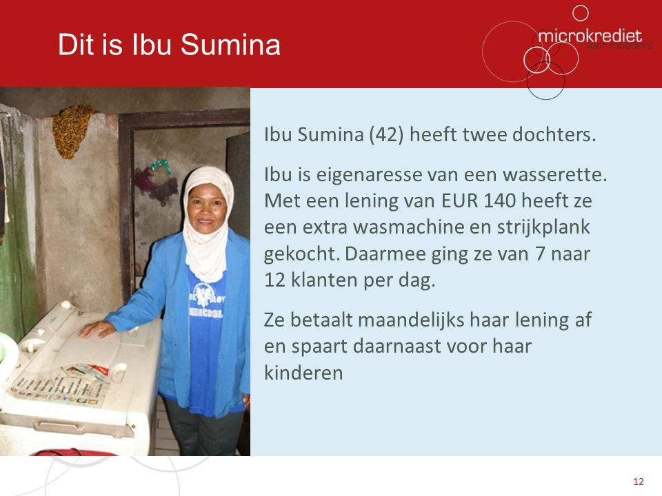 Dit is Ibu Sumina