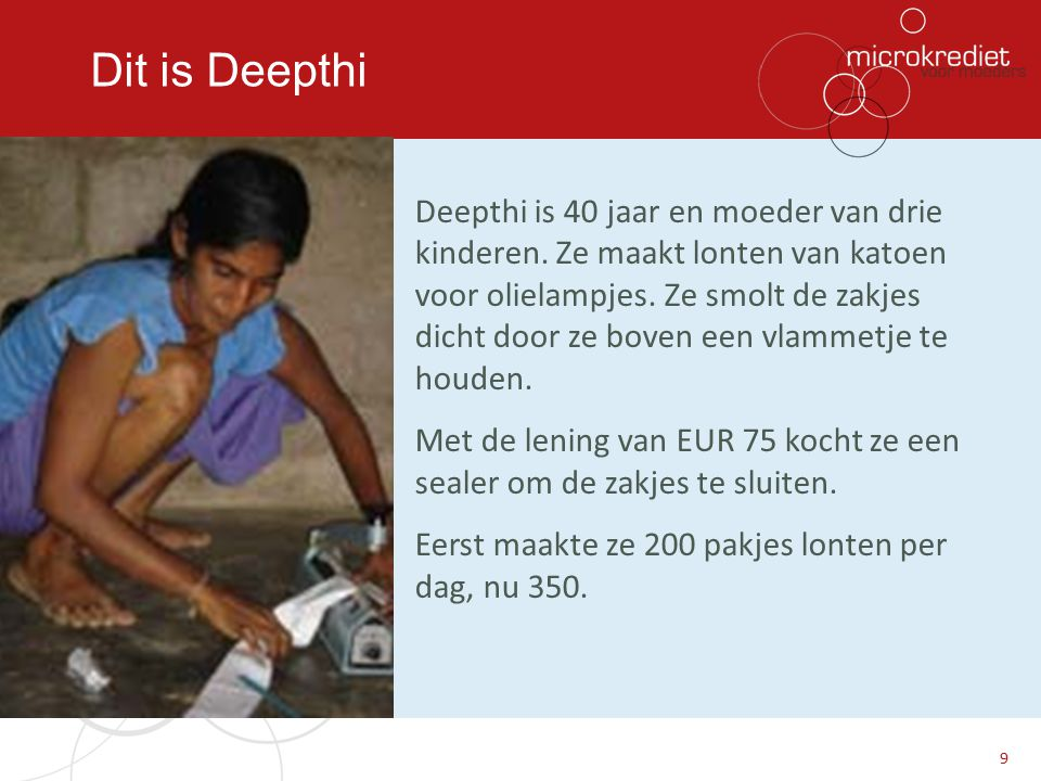 Dit is Deepthi