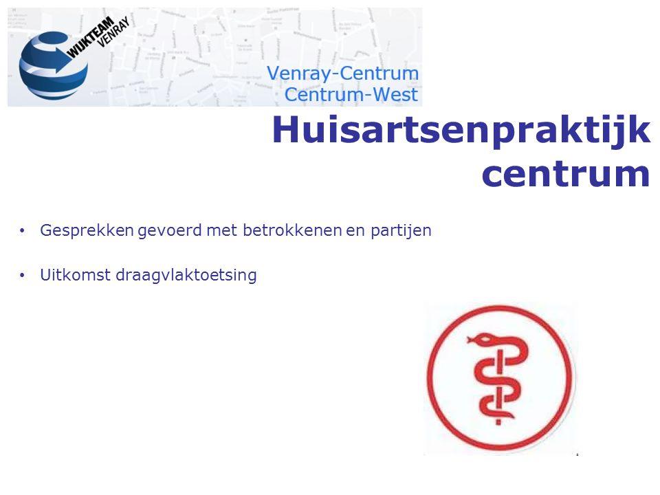 Huisartsenpraktijk centrum