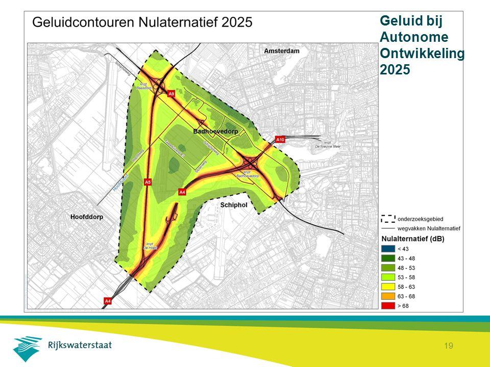 Geluid bij Autonome Ontwikkeling 2025