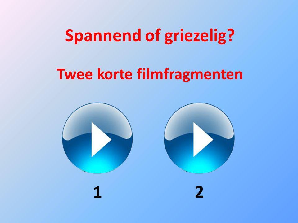 Twee korte filmfragmenten