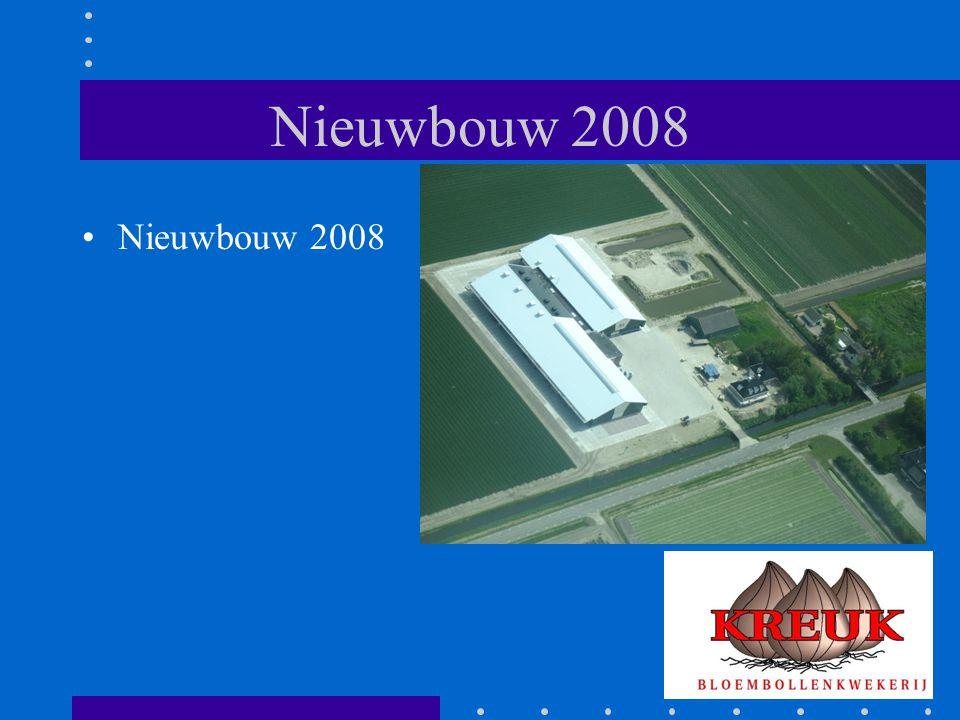 Nieuwbouw 2008 Nieuwbouw 2008
