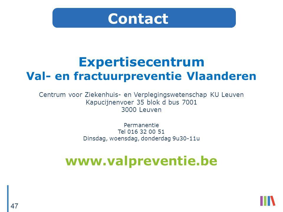 Val- en fractuurpreventie Vlaanderen