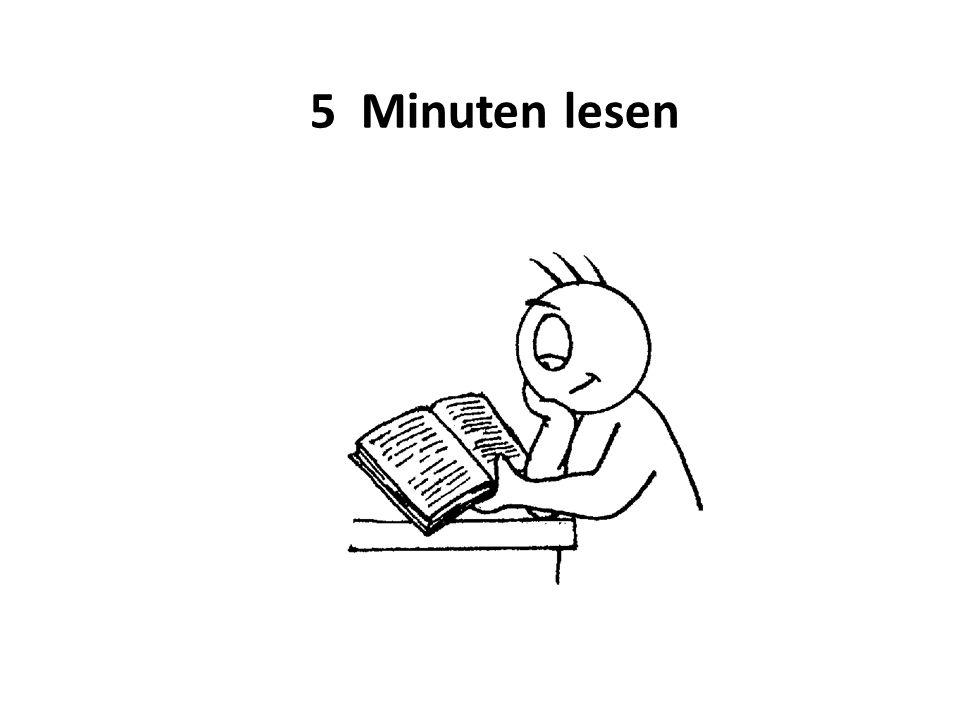 5 Minuten lesen