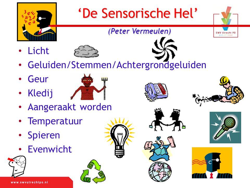 'De Sensorische Hel' (Peter Vermeulen)