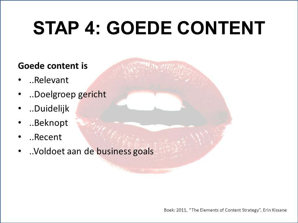 the elements of content strategy erin kissane pdf