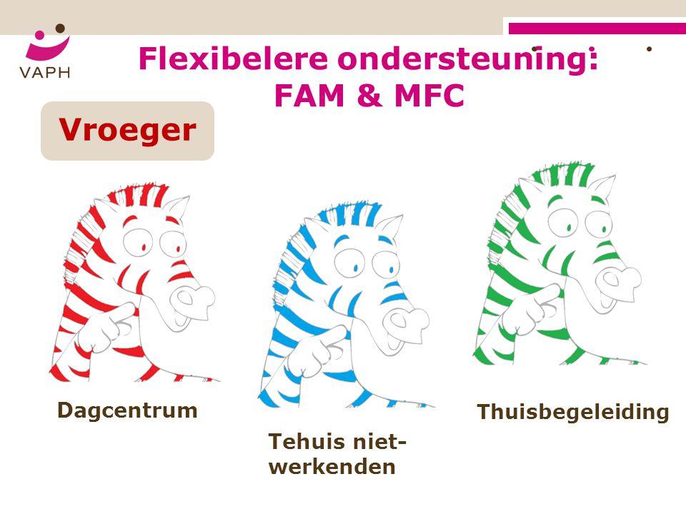 Flexibelere ondersteuning: FAM & MFC