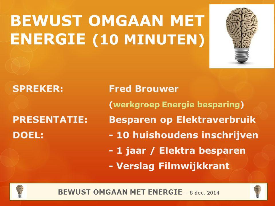 BEWUST OMGAAN MET ENERGIE (10 MINUTEN)