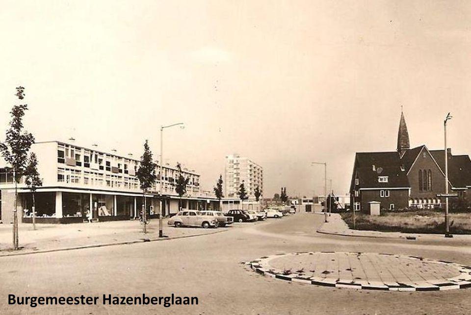 Burgemeester Hazenberglaan