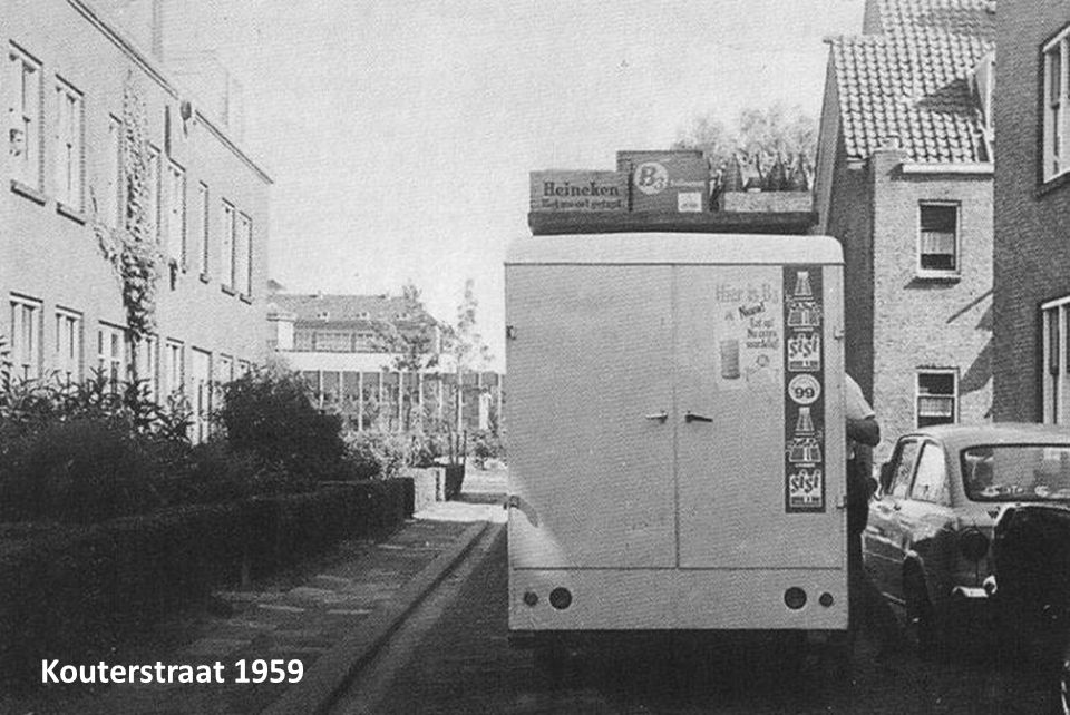 Kouterstraat 1959