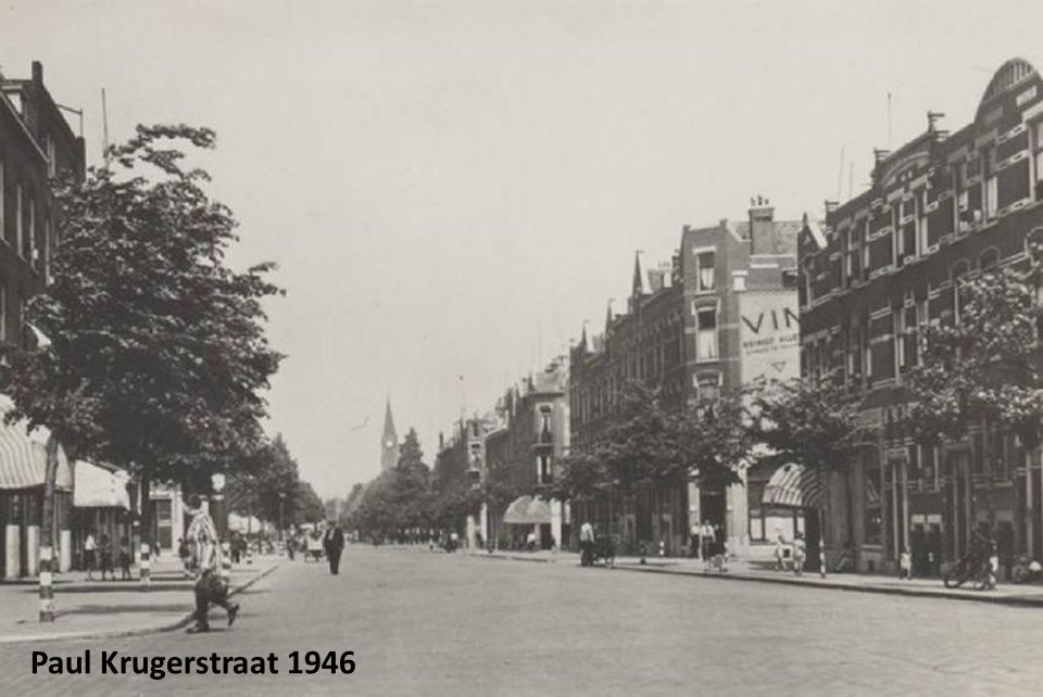Paul Krugerstraat 1946