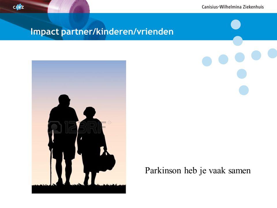 Impact partner/kinderen/vrienden