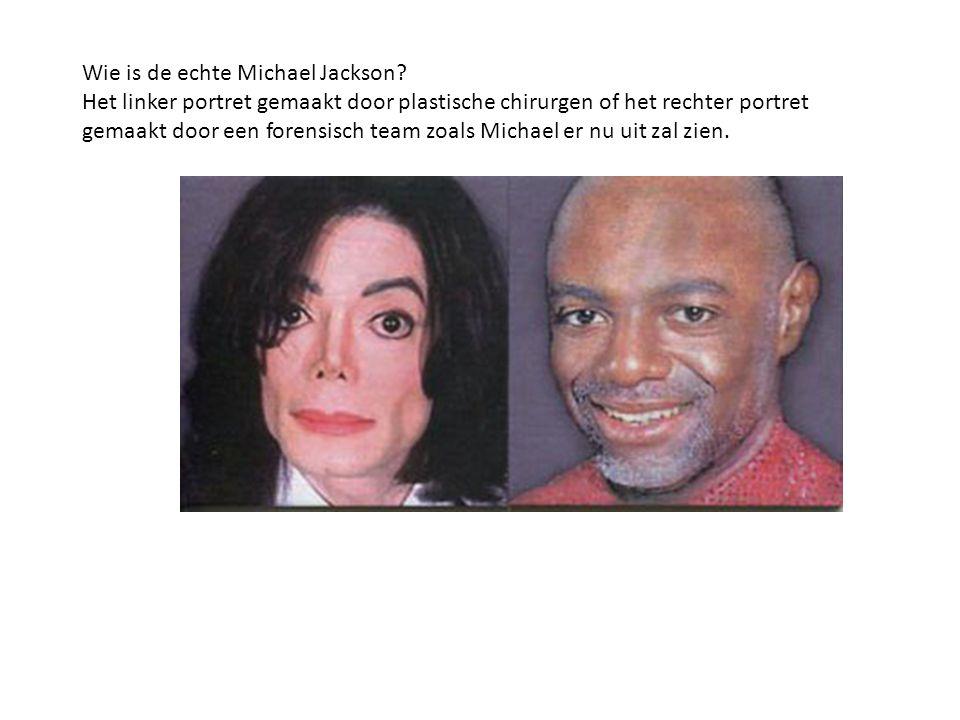 Wie is de echte Michael Jackson
