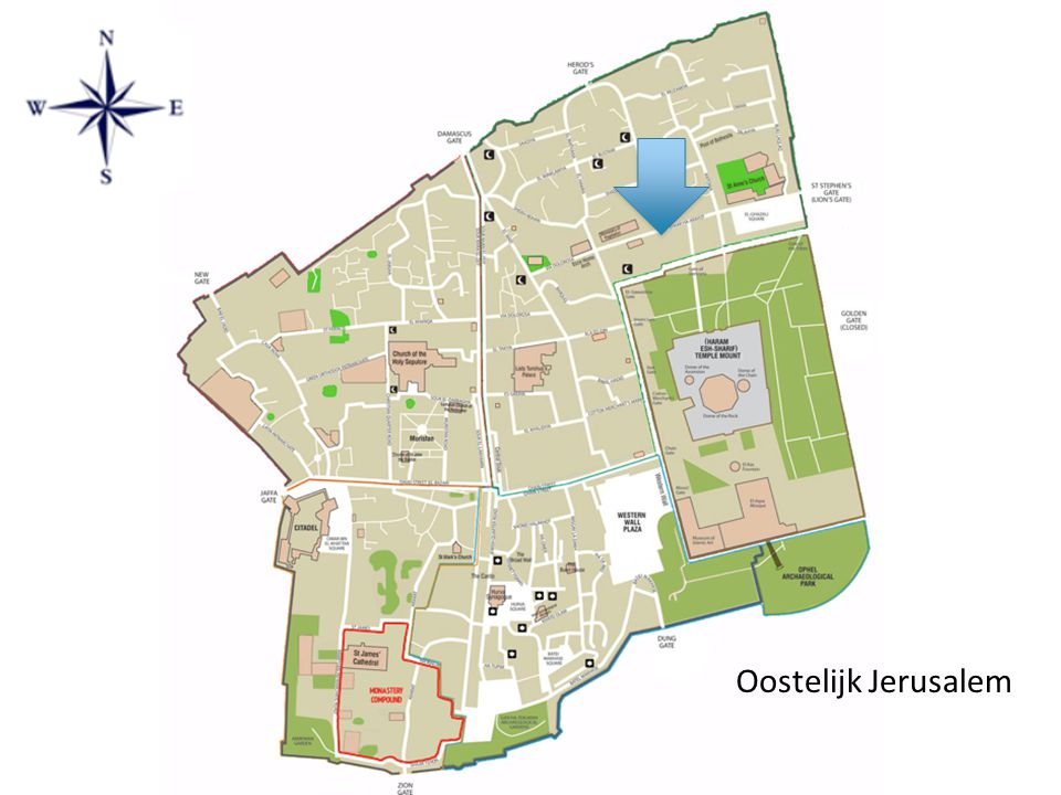 Oostelijk Jerusalem