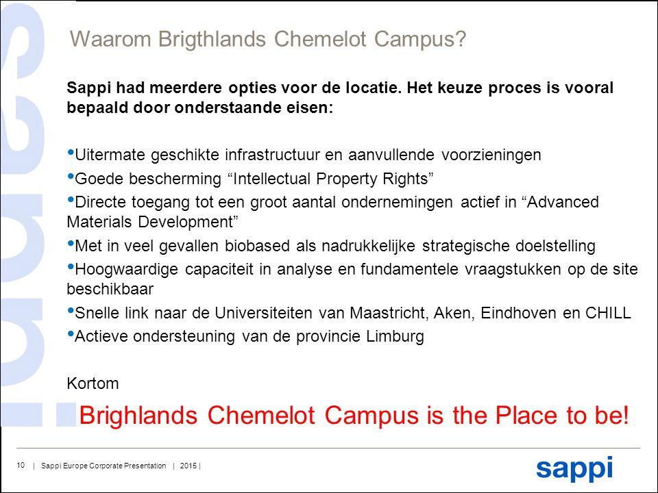 Waarom Brigthlands Chemelot Campus