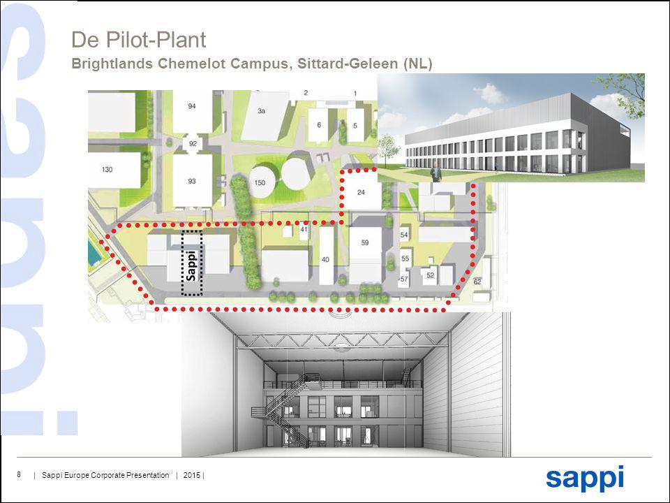 De Pilot-Plant Brightlands Chemelot Campus, Sittard-Geleen (NL)