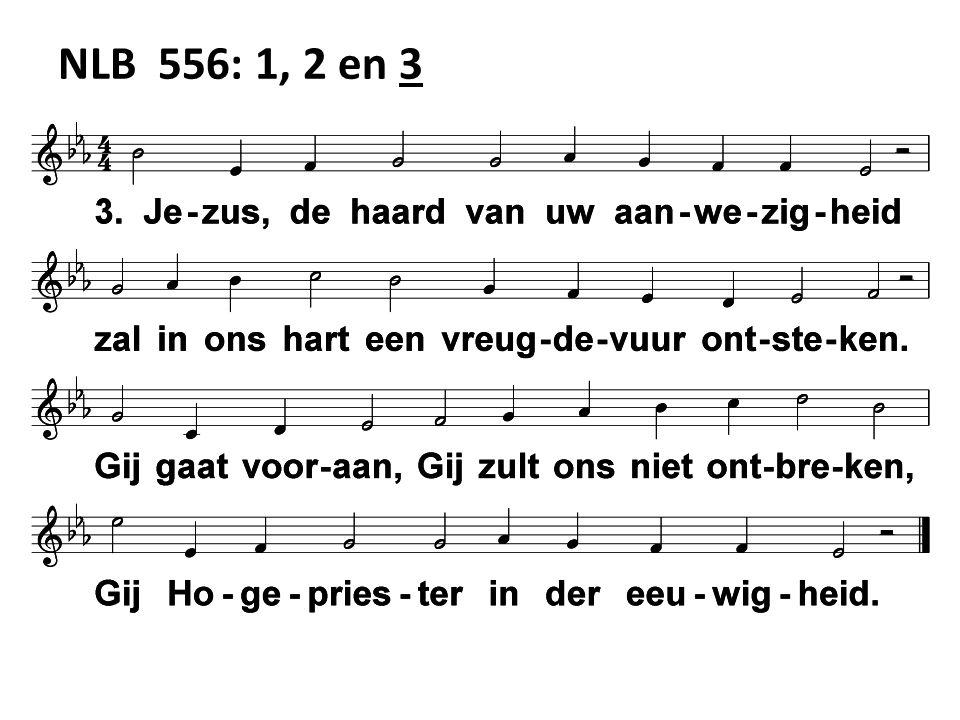 NLB 556: 1, 2 en 3