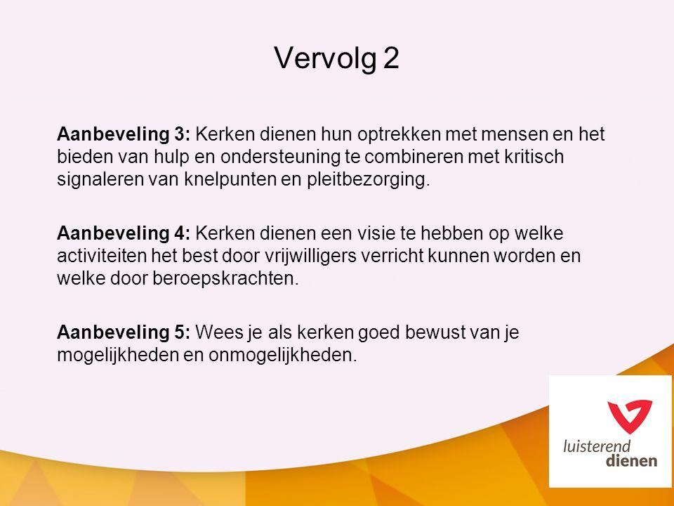 Vervolg 2