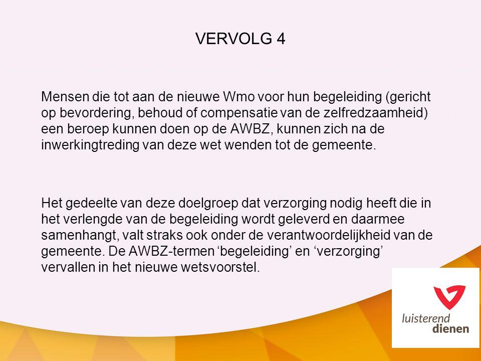 VERVOLG 4