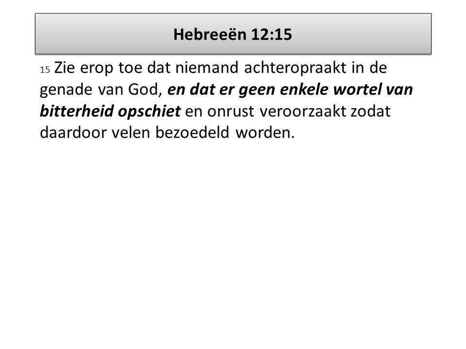 Hebreeën 12:15