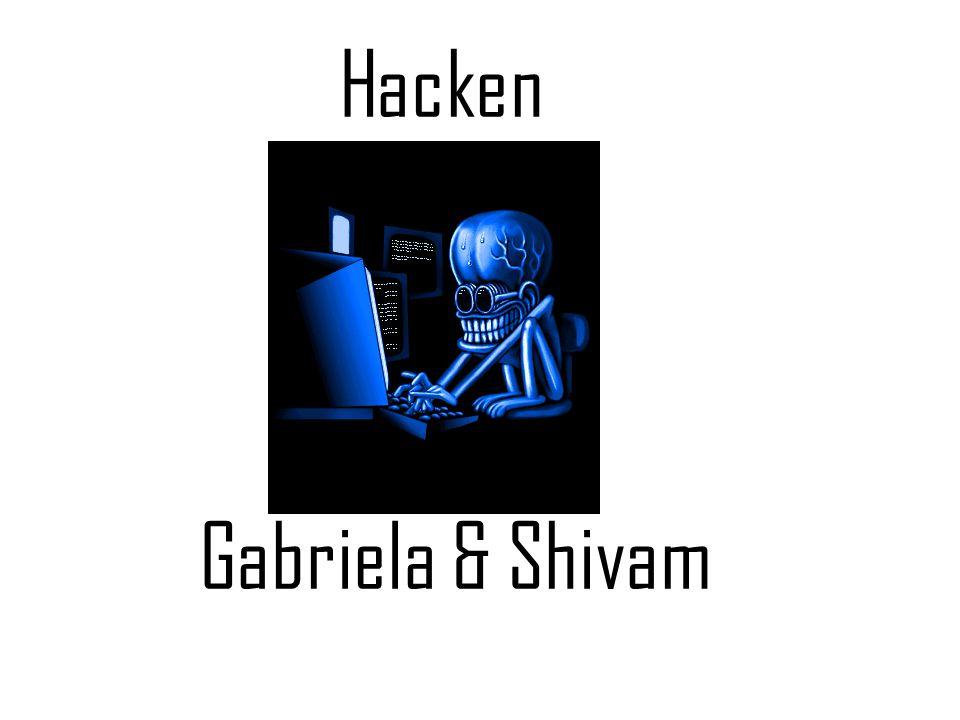 Hacken Gabriela & Shivam
