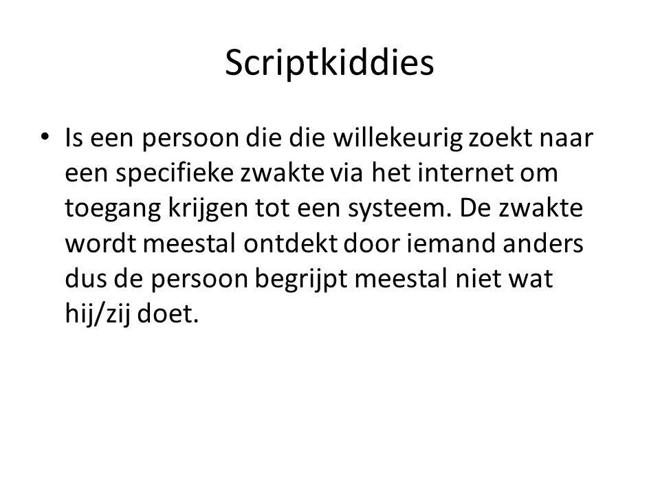 Scriptkiddies