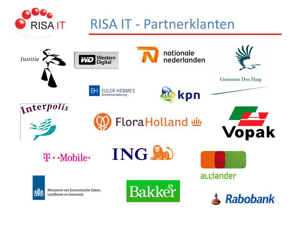 RISA IT - Partnerklanten