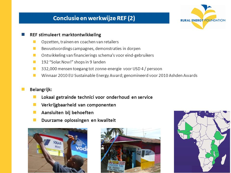 Conclusie en werkwijze REF (2)