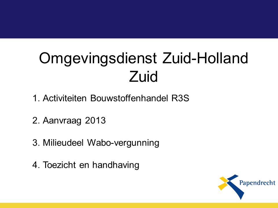 Omgevingsdienst Zuid-Holland Zuid