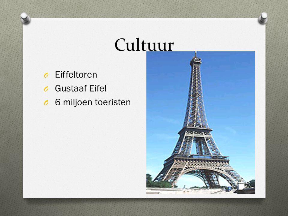 Cultuur Eiffeltoren Gustaaf Eifel 6 miljoen toeristen