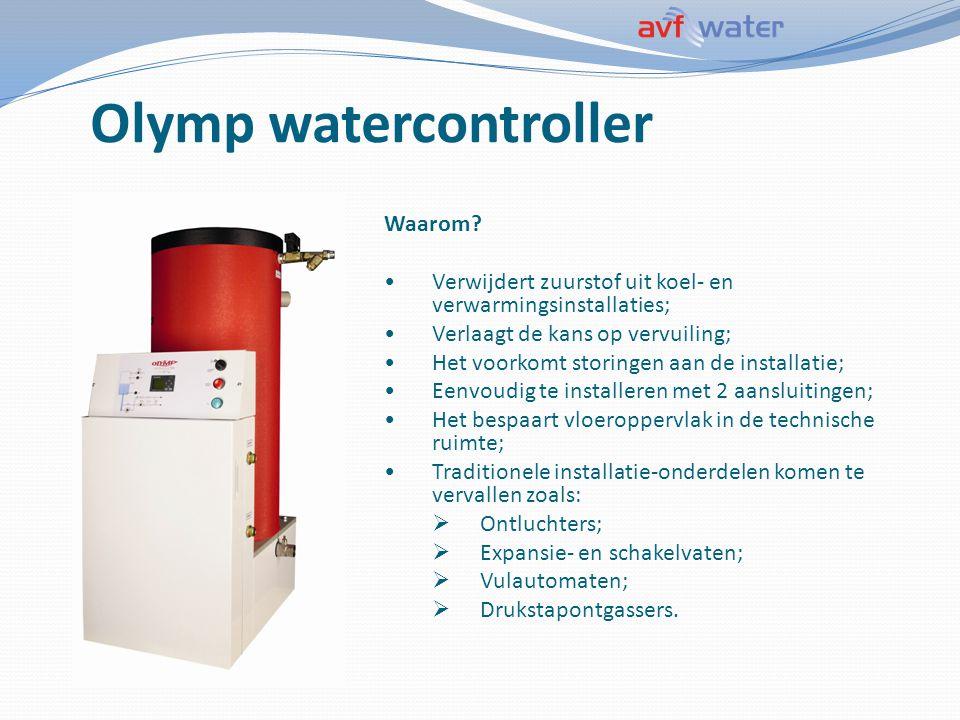 Olymp watercontroller