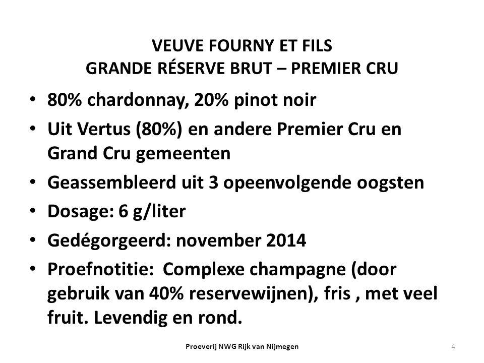 VEUVE FOURNY ET FILS Grande Réserve Brut – Premier Cru