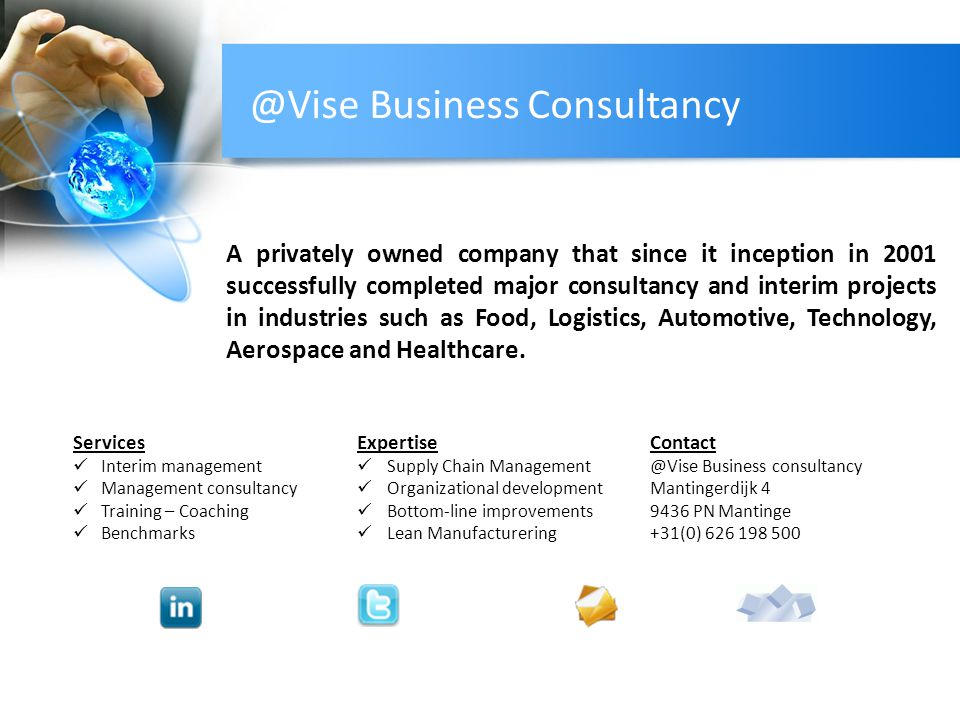 @Vise Business Consultancy