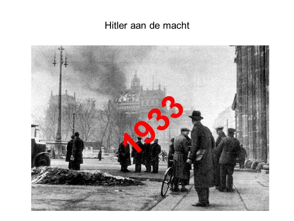 Hitler aan de macht 1933