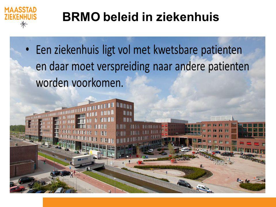 BRMO beleid in ziekenhuis