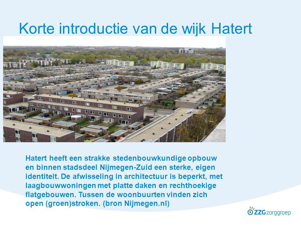 Korte introductie van de wijk Hatert