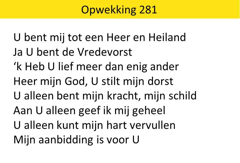 Opwekking 281