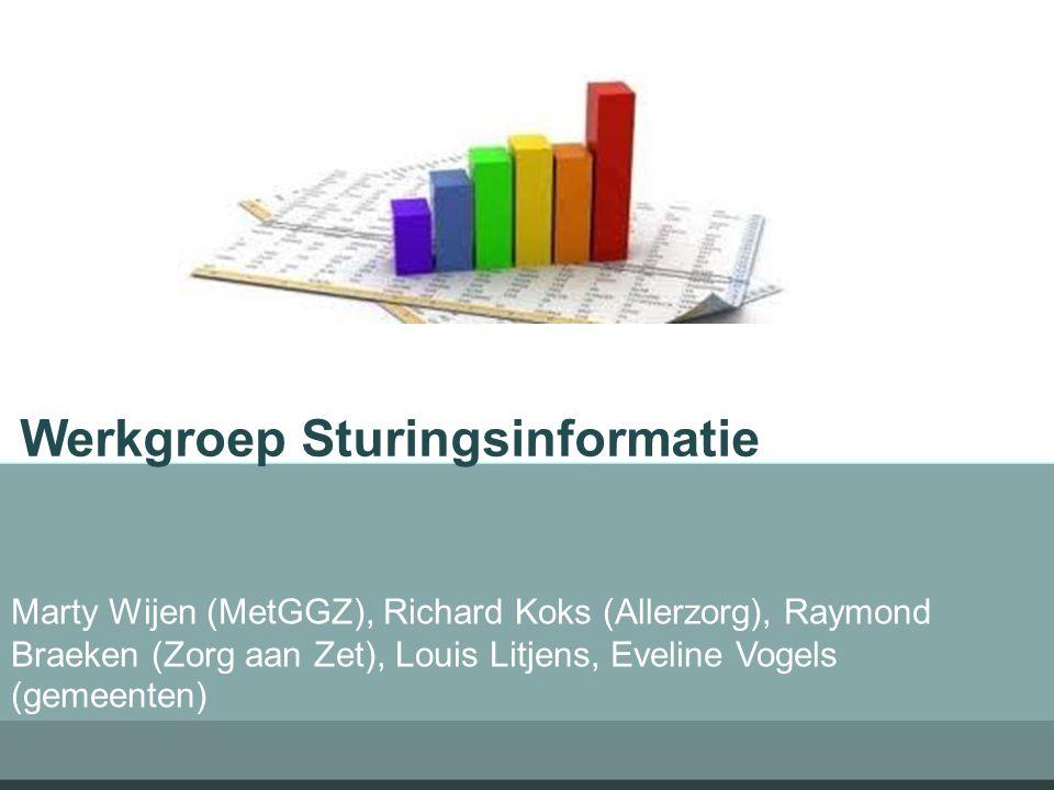 Werkgroep Sturingsinformatie