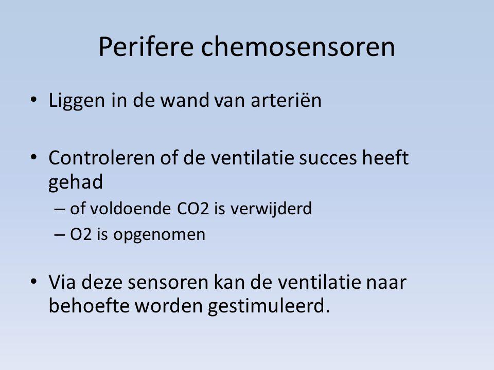 Perifere chemosensoren