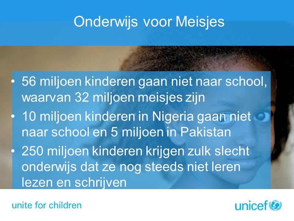 Onderwijs voor Meisjes