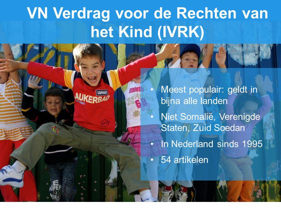 VN Verdrag voor de Rechten van het Kind (IVRK)