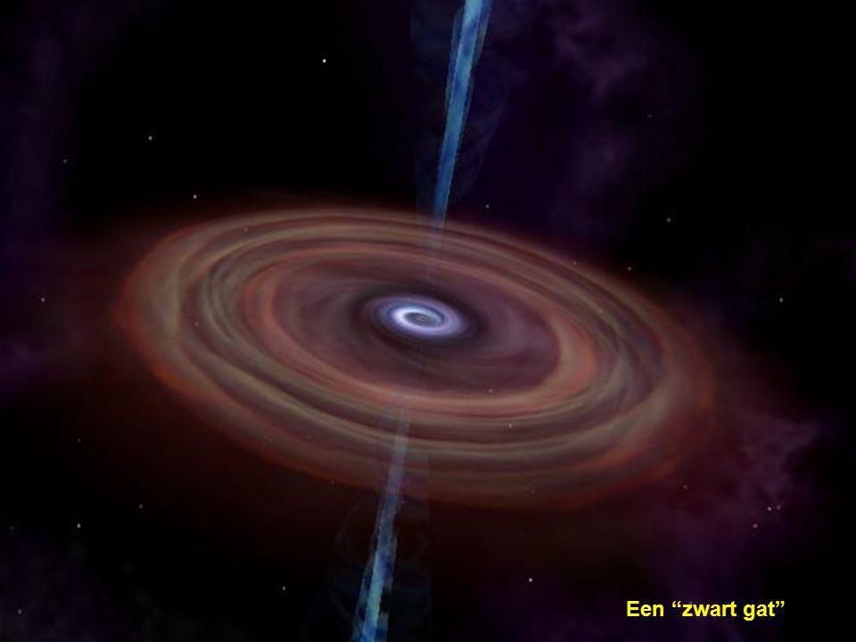 Een zwart gat