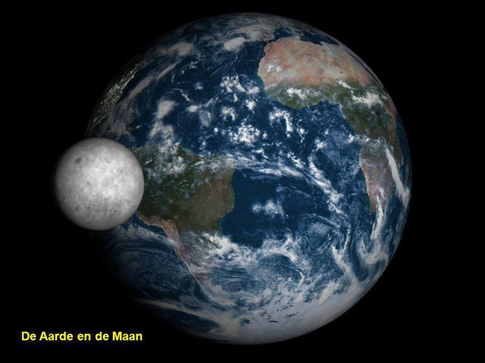 De Aarde en de Maan