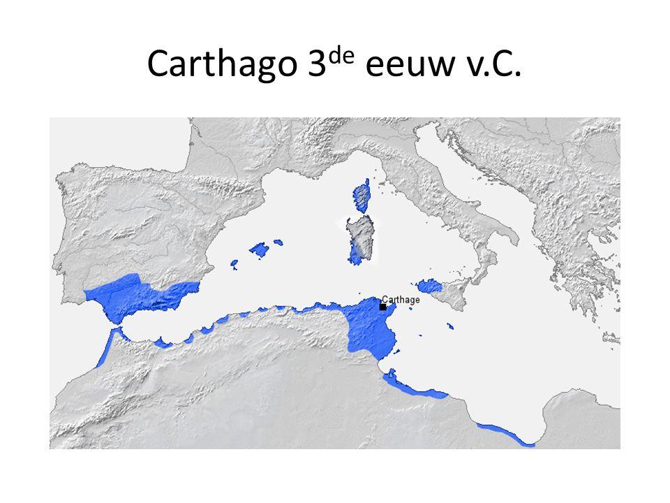 Carthago 3de eeuw v.C.