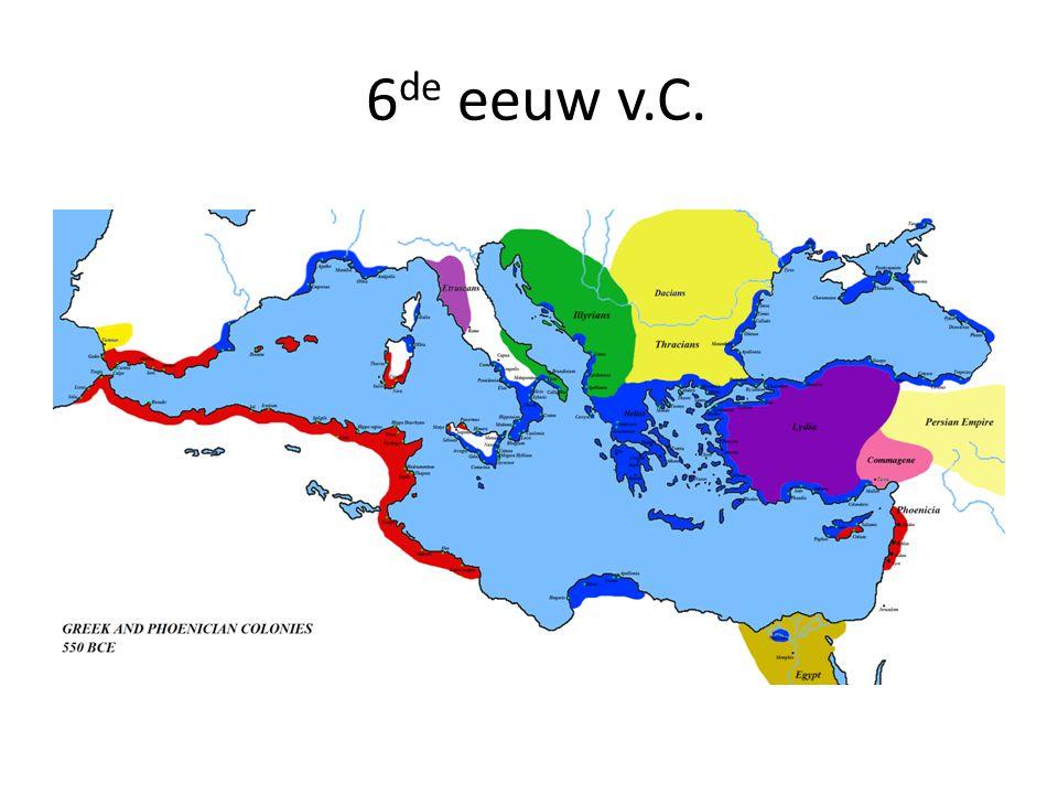6de eeuw v.C.