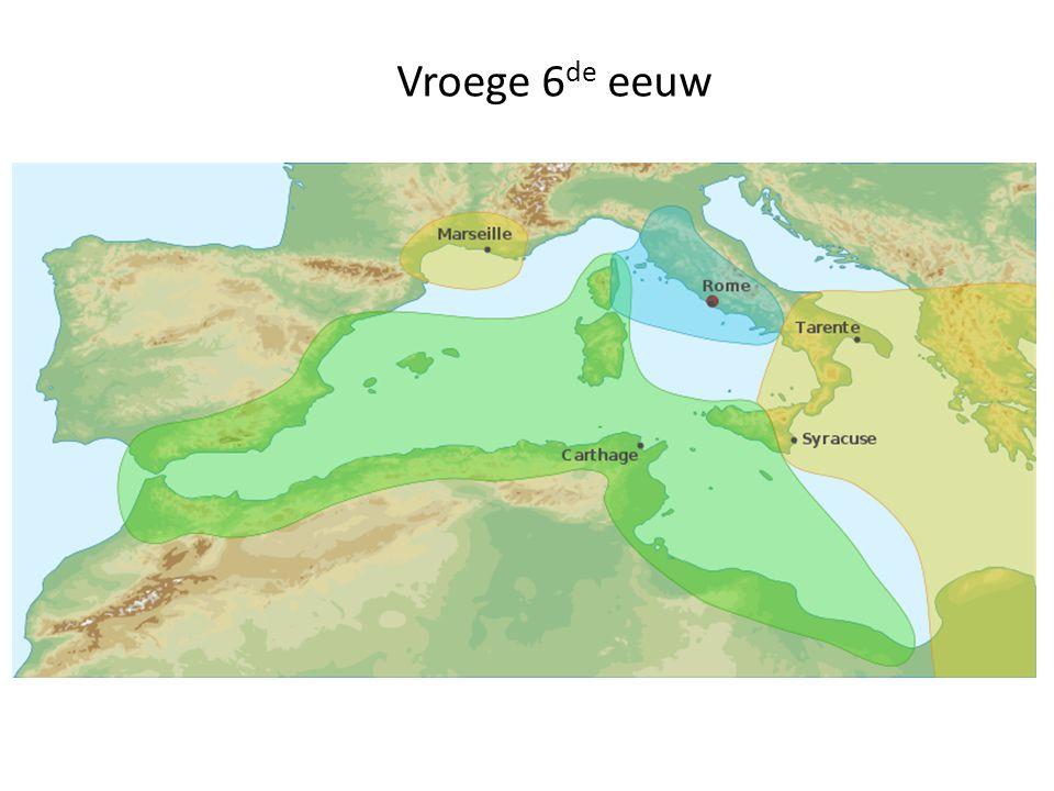 Vroege 6de eeuw