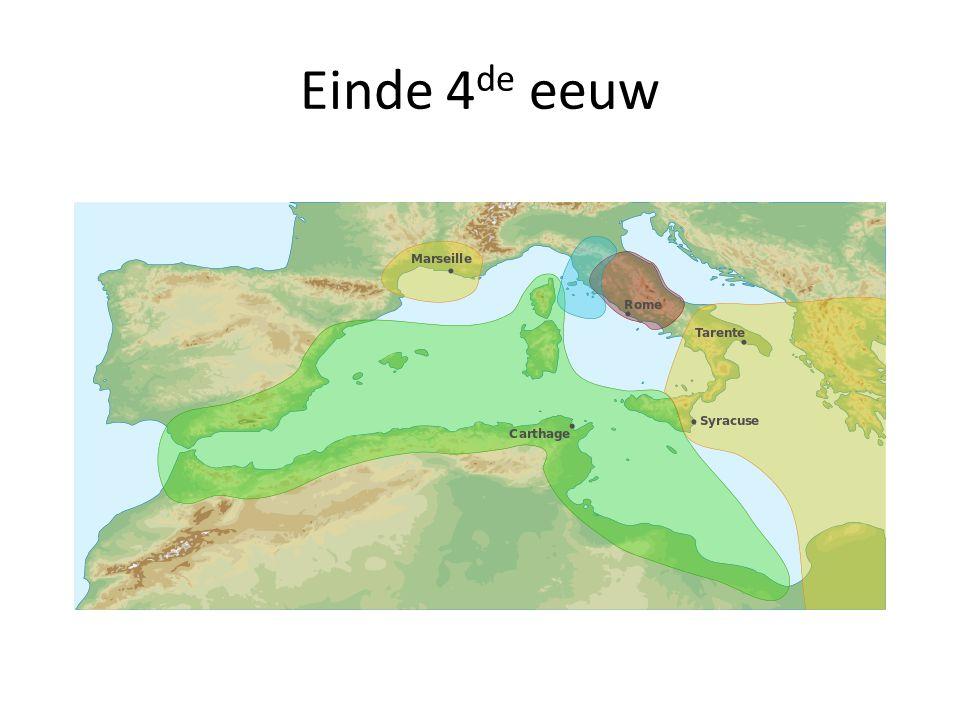 Einde 4de eeuw